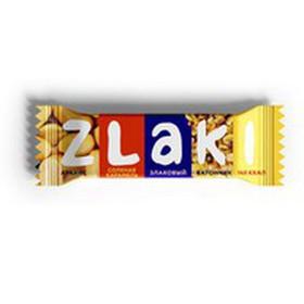 Батончик Zlaki арахис-соленая карамель - Фото