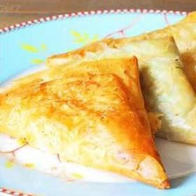 Пирожки с олениной - Фото