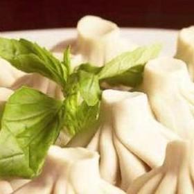 Жареные хинкали из баранины - Фото