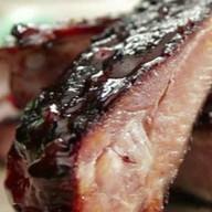 Свиные ребра BBQ Фото