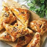 Пирожки с олениной Фото