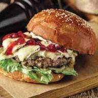 Бургер с индейкой Фото
