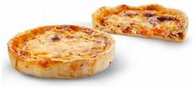Киш четыре сыра - Фото