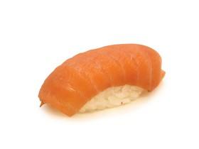 Суши копченый лосось - Фото