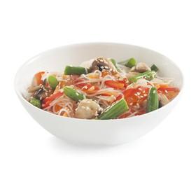 Фунчоза с овощами - Фото