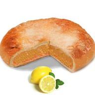 Постный пирог с лимоном Фото