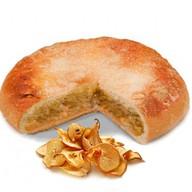 Пирог с сухофруктами Фото