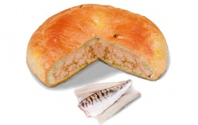 Пирог с судаком - Фото