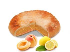 Пирог с лимоном и абрикосом - Фото