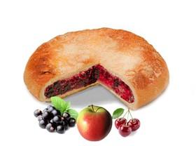 Пирог ассорти ягодное - Фото