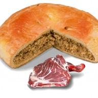 Пирог с бараниной Фото