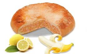 Пирог с бананом и лимоном - Фото