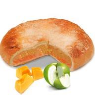 Пирог с яблоком и тыквой Фото