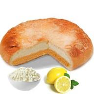 Пирог с творогом и лимоном Фото
