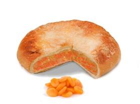 Пирог с курагой - Фото