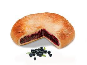 Пирог с голубикой - Фото