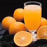 Свежевыжатый сок апельсиновый Фото
