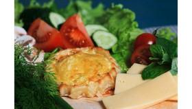 Перепечки с сыром - Фото