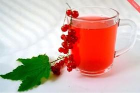 Морс из красной смородины - Фото