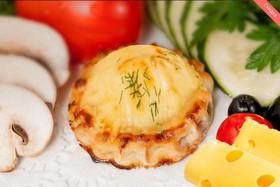 Перепечки с картофелем и сыром - Фото