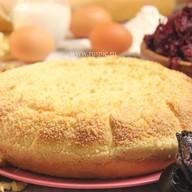 Пирог свекольный с орехами и черносливом Фото