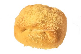 Пирожок со сливой и вишней - Фото