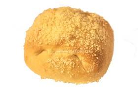 Пирожок с орехом и малиной - Фото