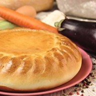 Пирог овощной Фото