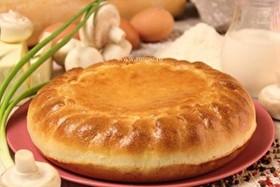 Луговой пирог - Фото