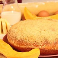 Пирог с тыквой и лимоном Фото