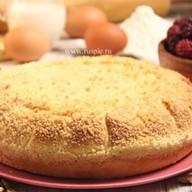 Пирог с орехом и ежевикой Фото