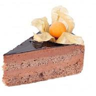Шоколадный торт Фото