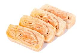 Омлет с лососем - Фото
