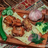 Шашлык из свинины по-кавказски Фото