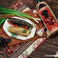 Перец острый на мангале Фото