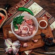 Баранина 1 кг (маринад) Фото