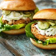 Fish бургер нью Фото