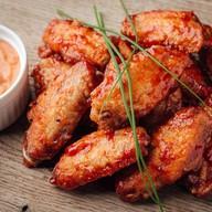 Куриные крылышки BBQ Фото