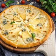 Четыре сыра с грушей Фото