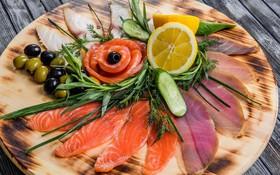Рыбная коллекция - Фото