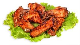 Крылышки в соусе BBQ - Фото