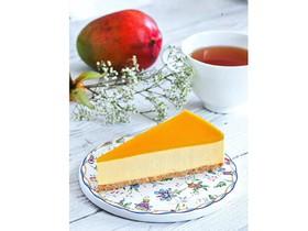 Торт манго-маракуйя - Фото