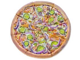 Чизбургер-пицца - Фото