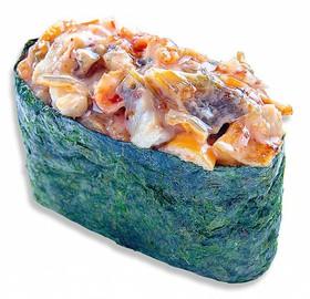 Суши спайс угорь - Фото