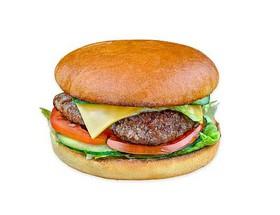 Чизбургер с говядиной - Фото