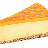 Торт манго-маракуйя Фото