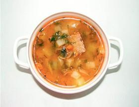 Суп рыбный Липин - Фото