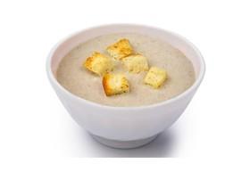 Грибной суп-пюре - Фото
