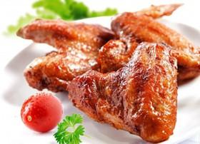 Шашлык из куриных крыльев - Фото