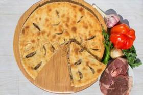 Осетинский пирог с бараниной - Фото
